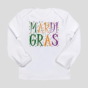 MARDI GRAS Long Sleeve Infant T-Shirt