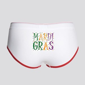 MARDI GRAS Women's Boy Brief