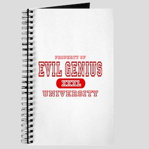 Evil Genius University Journal