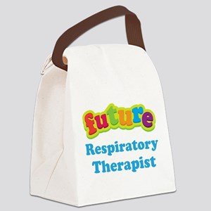 Future Respiratory Therapist Canvas Lunch Bag