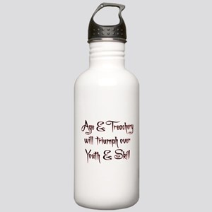 Age Treachery Stainless Water Bottle 1.0L