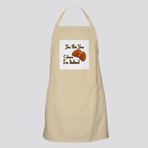You Bet Your Calzone I'm Italian! BBQ Apron