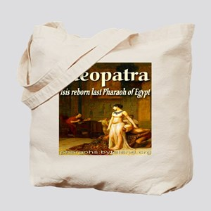 I Love Cleopatra Tote Bag