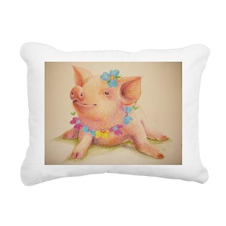 California Dreamin Rectangular Canvas Pillow