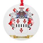 Arrowsmith Round Ornament
