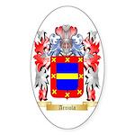 Arriola Sticker (Oval)