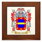 Arriola Framed Tile