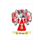 Arrigo Sticker (Rectangle 10 pk)