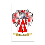 Arrighini 35x21 Wall Decal