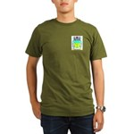 Arrighetti Organic Men's T-Shirt (dark)