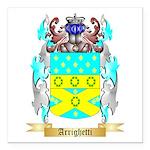 Arrighetti Square Car Magnet 3