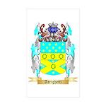 Arrighetti Sticker (Rectangle 10 pk)