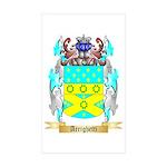 Arrighetti Sticker (Rectangle 50 pk)
