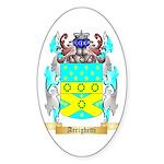Arrighetti Sticker (Oval)
