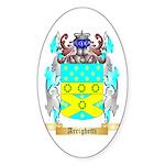 Arrighetti Sticker (Oval 50 pk)