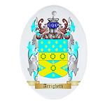 Arrighetti Ornament (Oval)