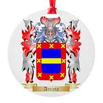 Arrieta Round Ornament