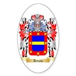 Arrieta Sticker (Oval 10 pk)