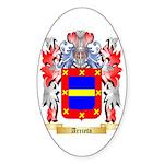 Arrieta Sticker (Oval 50 pk)
