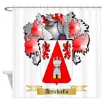 Arrichiello Shower Curtain