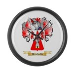 Arrichiello Large Wall Clock