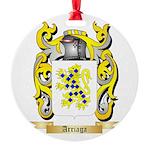 Arriaga Round Ornament