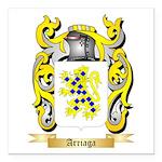 Arriaga Square Car Magnet 3