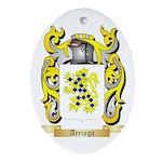 Arriaga Ornament (Oval)