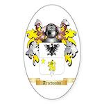 Arredondo Sticker (Oval 50 pk)