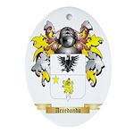 Arredondo Ornament (Oval)