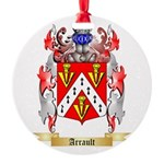 Arrault Round Ornament