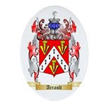 Arrault Ornament (Oval)