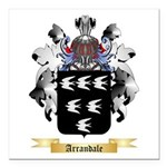 Arrandale Square Car Magnet 3