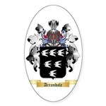 Arrandale Sticker (Oval)