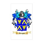 Arragon Sticker (Rectangle)