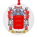 Arquin Round Ornament