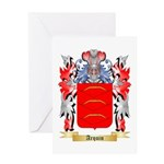 Arquin Greeting Card