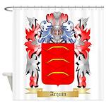 Arquin Shower Curtain
