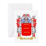 Arquet Greeting Card