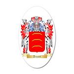 Arquet 20x12 Oval Wall Decal