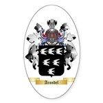 Arondel Sticker (Oval 50 pk)
