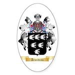 Arondeau Sticker (Oval 50 pk)