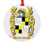 Arocha Round Ornament
