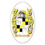 Arocha Sticker (Oval 50 pk)