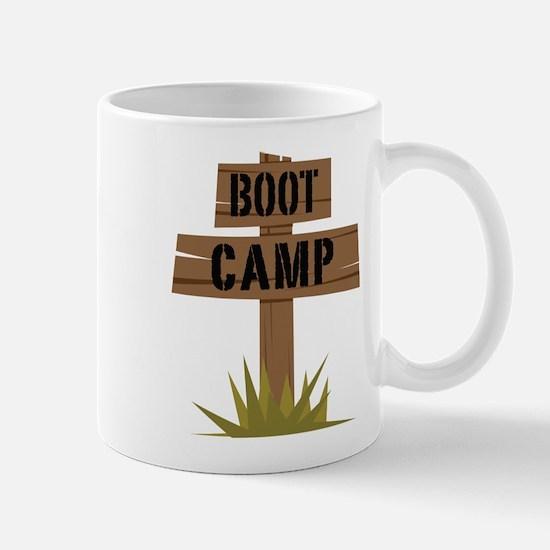 Boot Camp Mug