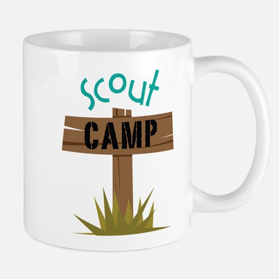 Scout Camp Mug