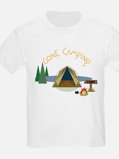 Gone Camping T-Shirt