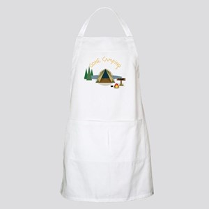 Gone Camping Apron