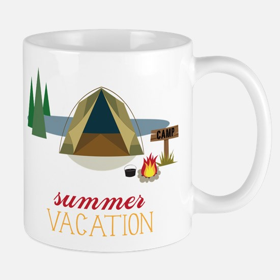 Summer Vacation Mug