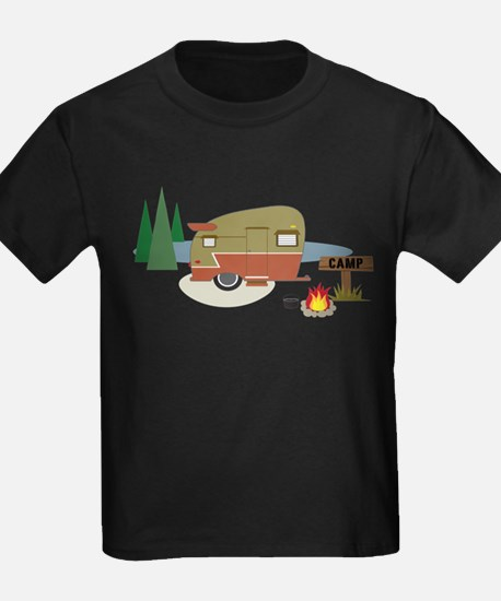 Camping Trailer T